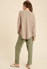 Marigolden Create Henley Knit