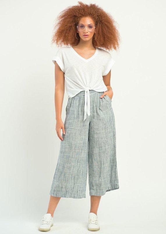 Poppy Stripe Pants