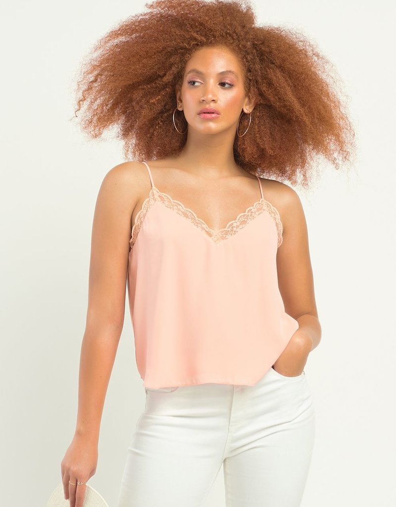 Willow Lace Cami