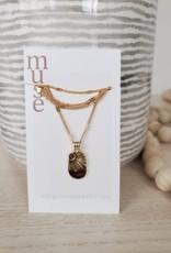 Indigomuse IM - Stay Golden Necklace