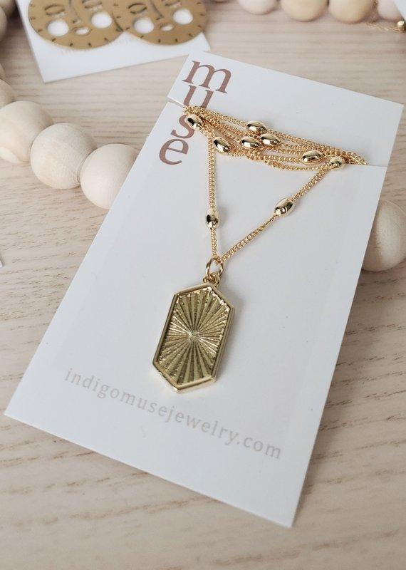 Indigomuse IM - High Vibrations Necklace