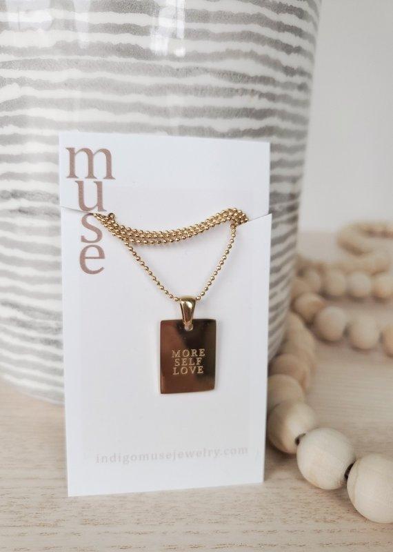 Indigomuse IM - Self Love Necklace