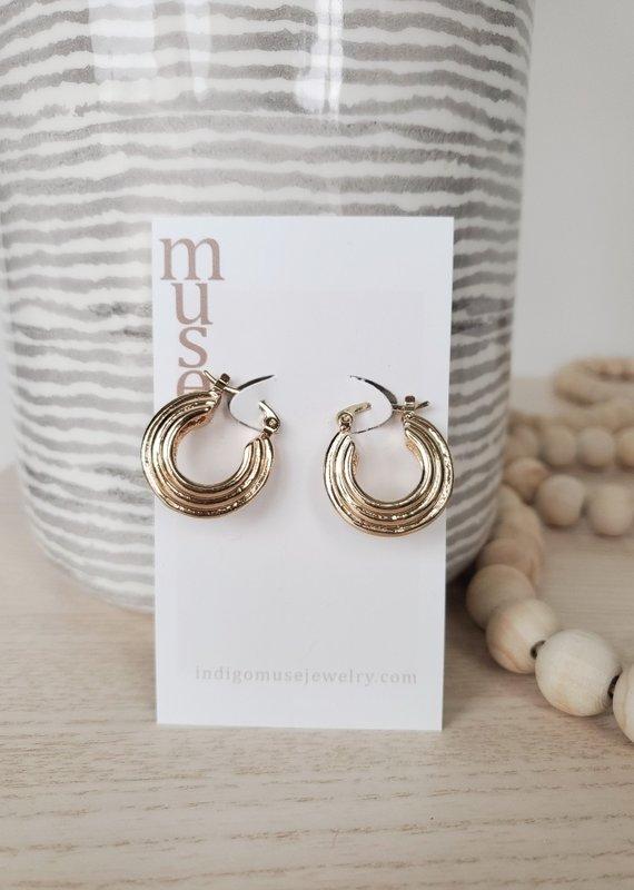 Indigomuse IM - Soul Earrings