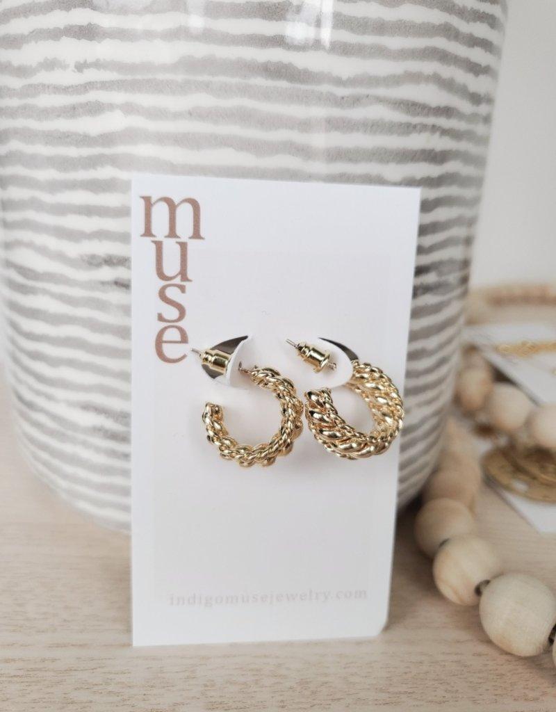 Indigomuse IM - Intuitive Earrings