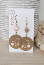 Indigomuse IM - Illuminate Earrings