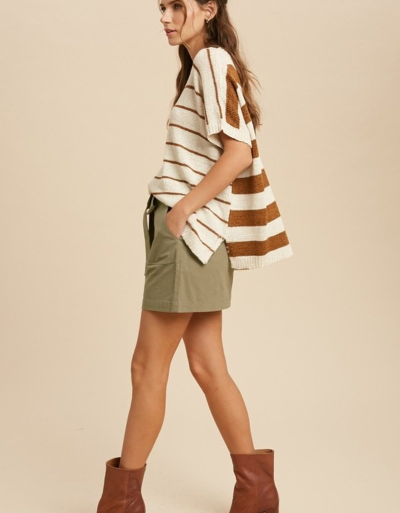 Marigolden Trust Striped Knit