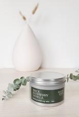 Balsam & Rose Candle Co BRC - Black Raspberry Vanilla Tin Candle 4oz