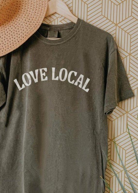 Luna Lounge Local Love Tee