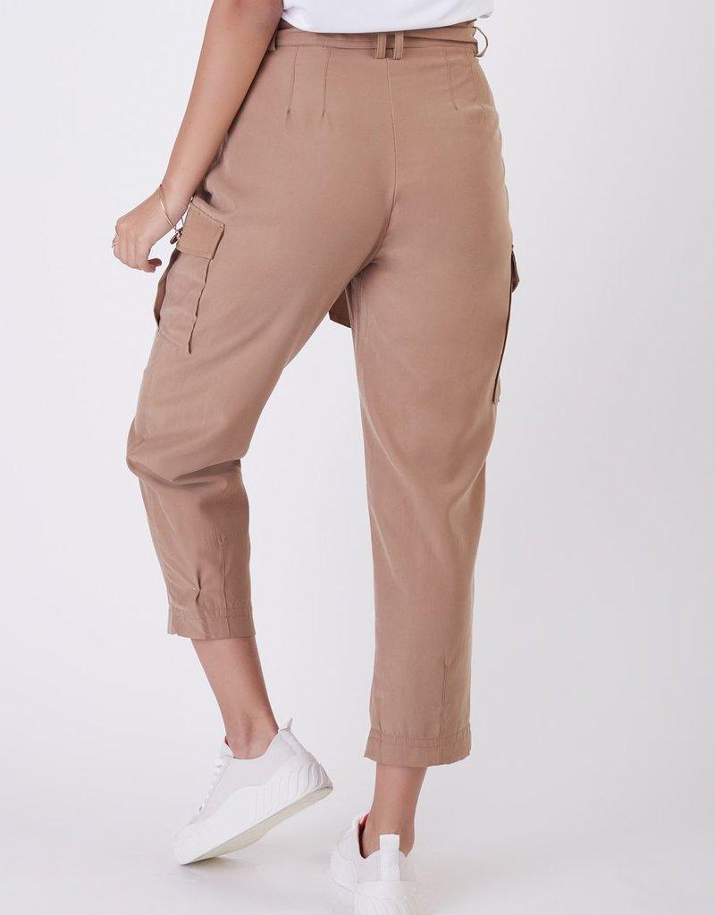 Golden Cargo Pants