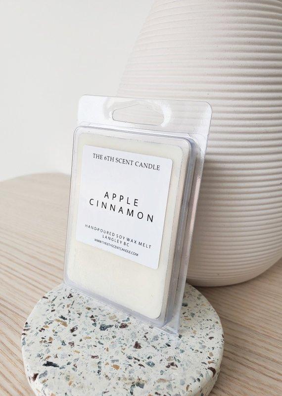 6S - Wax Melt/Apple Cinnamon