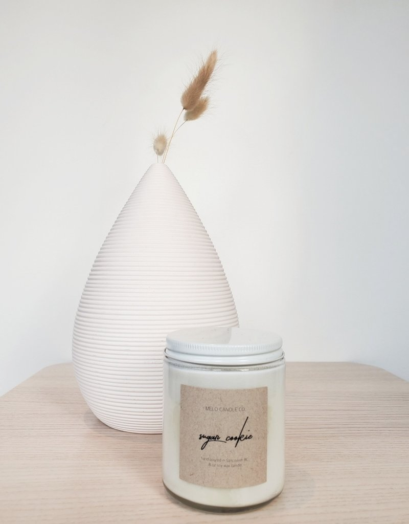 Melo Candle Co Melo - Sugar Cookie Candle