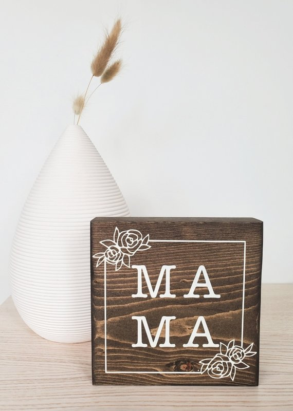 AllyBeth Design Co AB - Desk Block - Mama