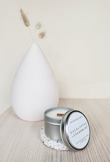 6S - Small Tin/Wood/Eucalyptus + Spearmint