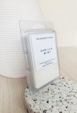 6S - Wax Melt / Vanilla Mint