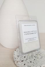 6S - Wax Melt/Eucalyptus + Spearmint
