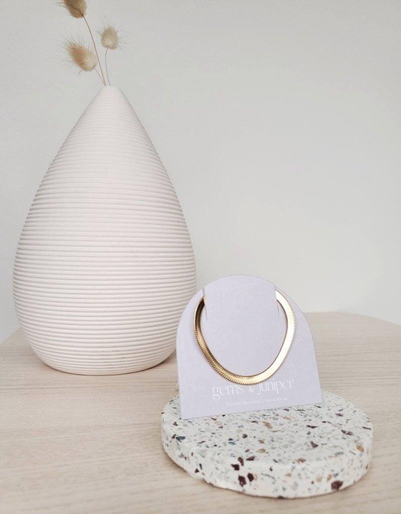 Gems & Juniper GJ - Herringbone Bracelet