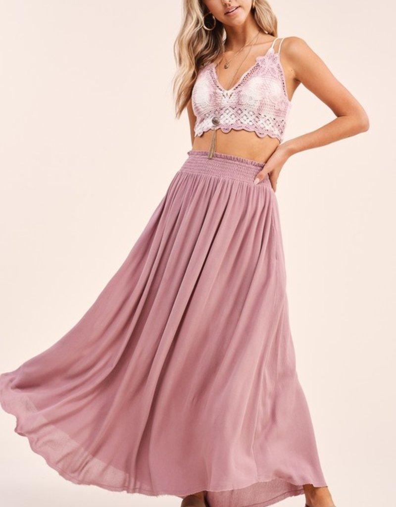 Darling Strength Maxi Skirt