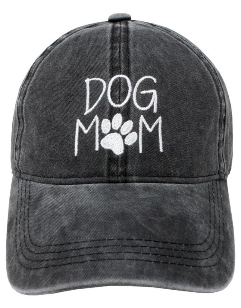 Dog Mom Paw Cap