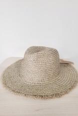 August Straw Hat