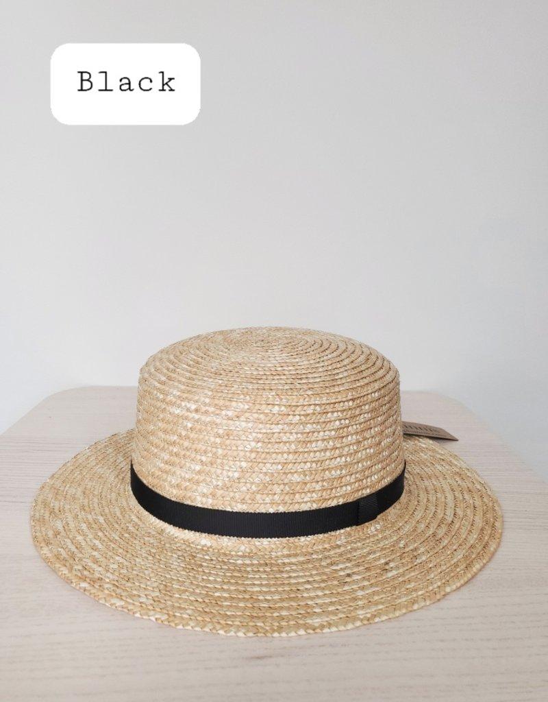 Mavis Straw Hat