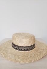 Goldie Straw Hat