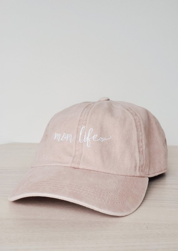 Mom Life Cap
