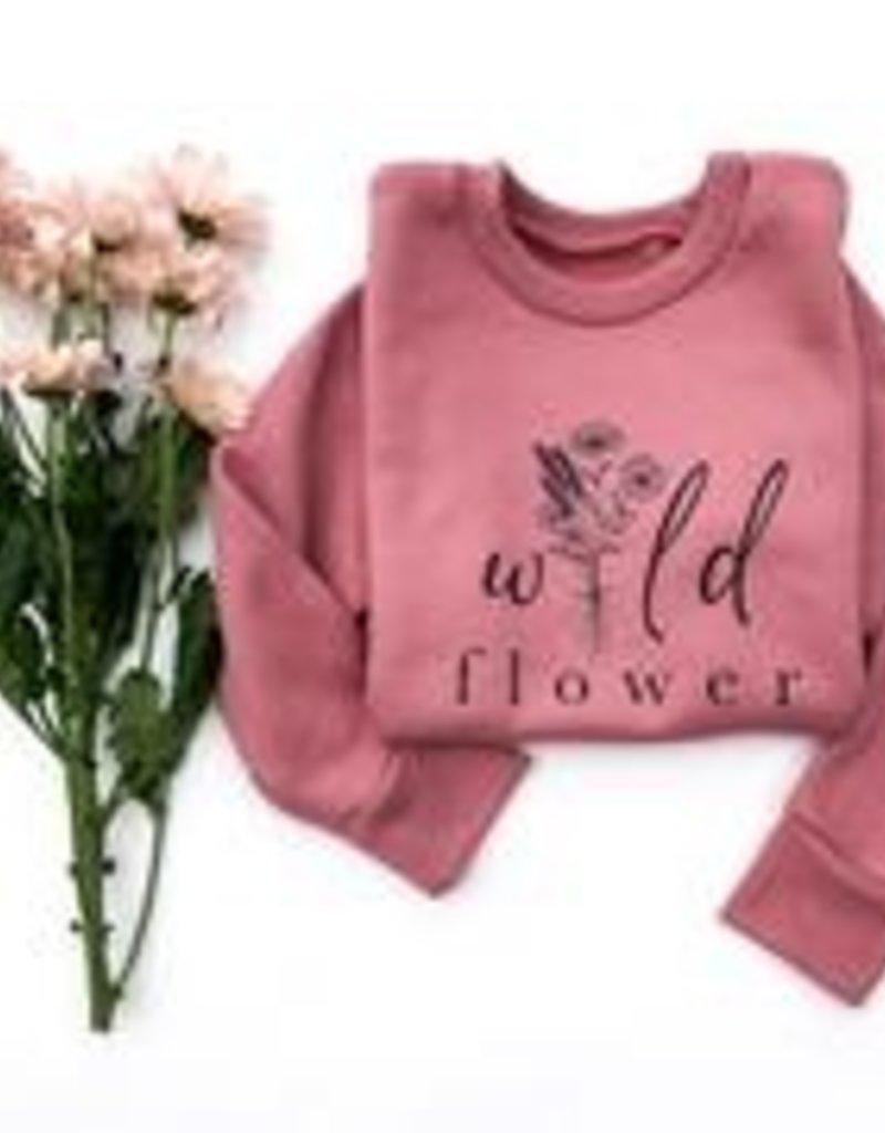 SLA - Wild Flower Pullover