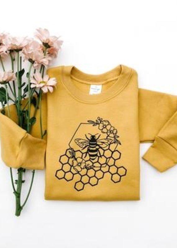 SLA - Wild Honey Pullover
