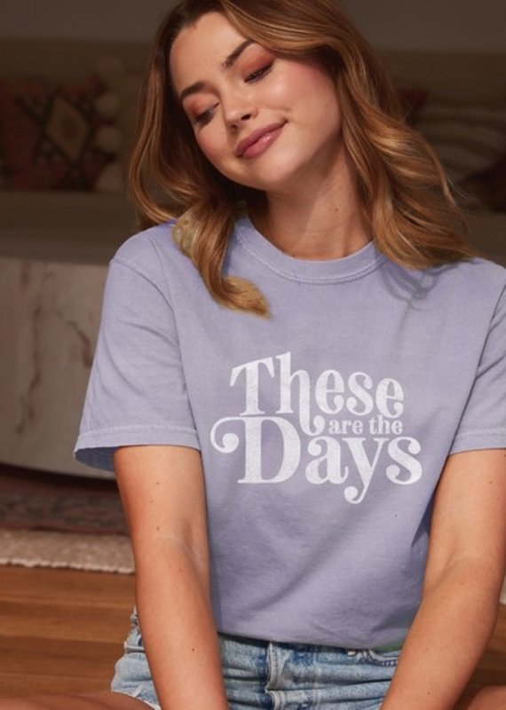 Luna Lounge These are the Days Tee
