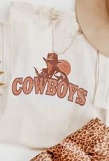 Luna Lounge Cowboys Tee