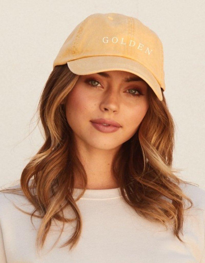 Luna Lounge Golden Cap