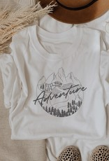 Luna Lounge Fill Your Life with Adventure Tee