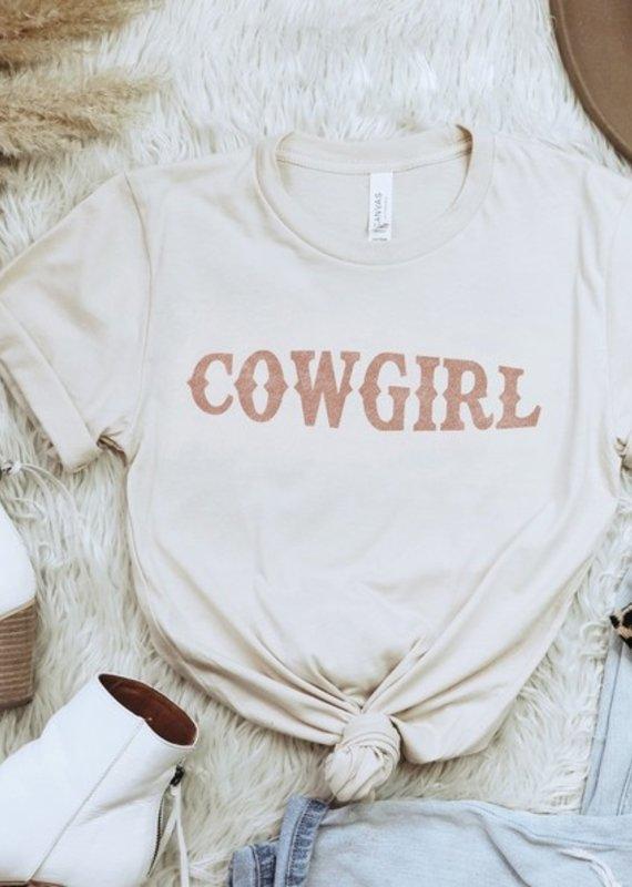 Luna Lounge Cowgirl Tee