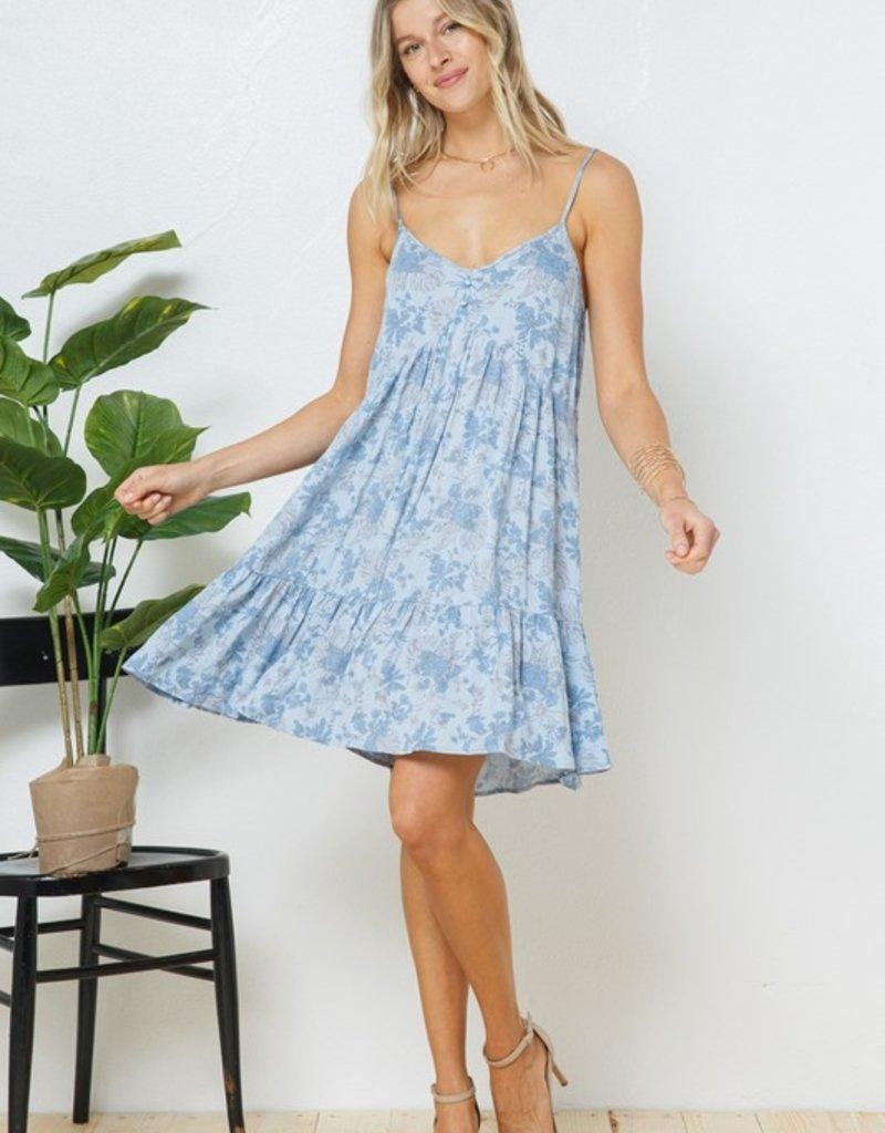 Darling Melody Floral Dress