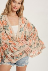 Dahlia Kimono