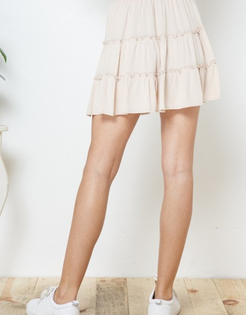 Darling Wonderful World Skirt