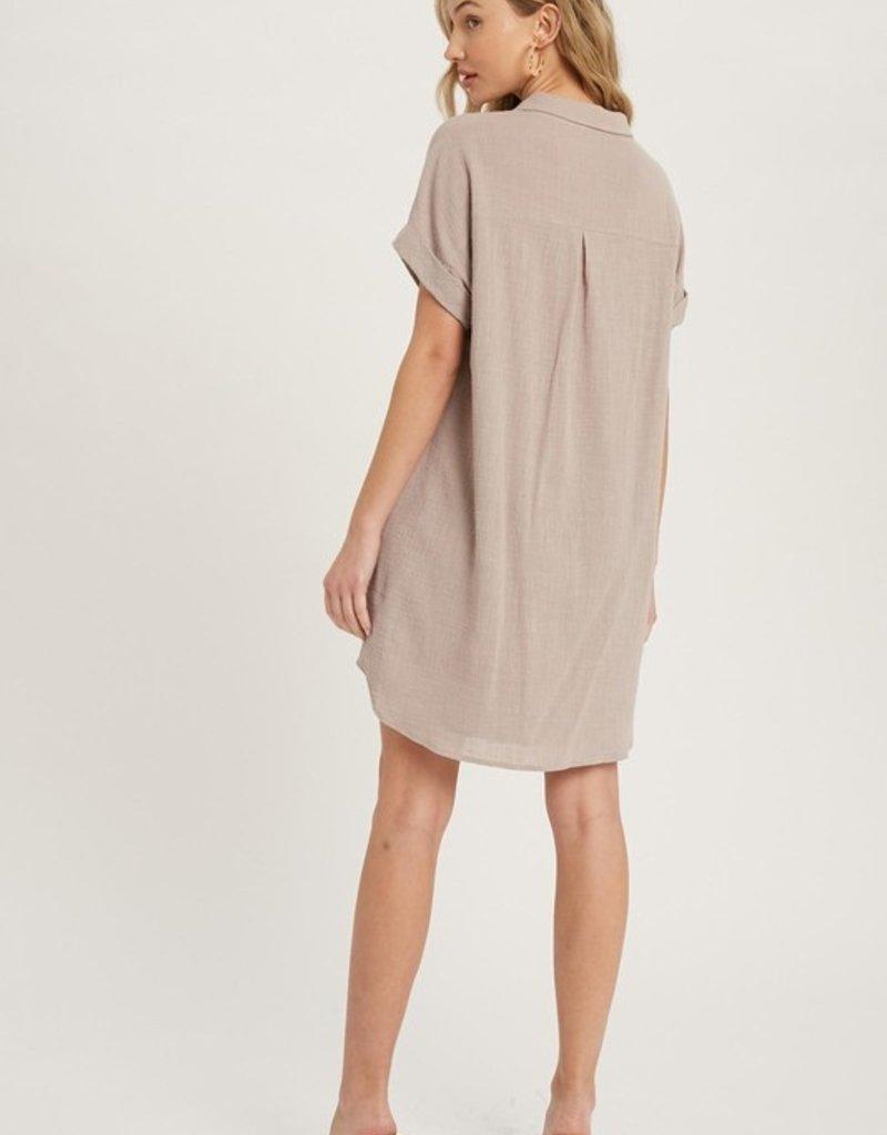 Sahara Shirt Dress