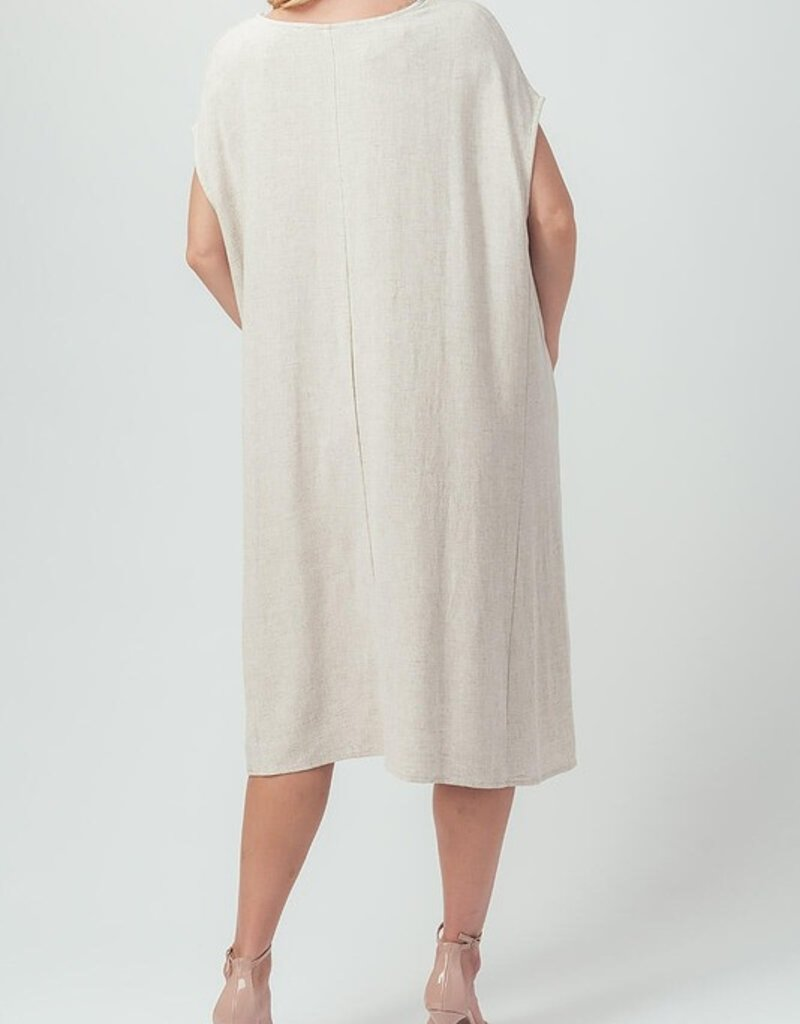 Preston Linen Dress