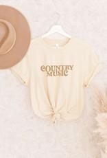 Luna Lounge Country Music Tee