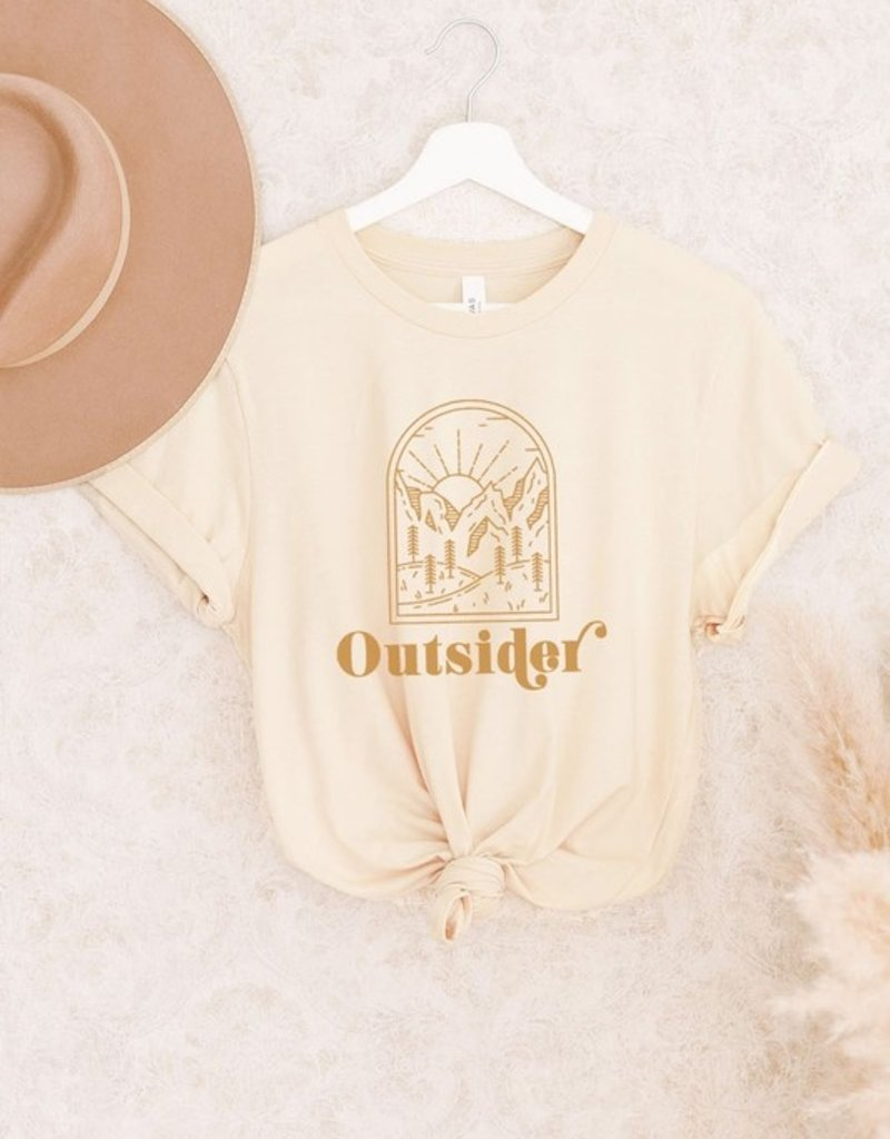 Luna Lounge Outsider Graphic Tee