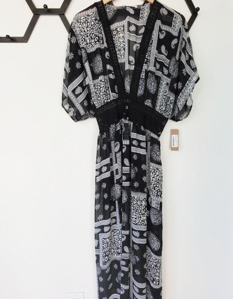 Sunbeam Kimono