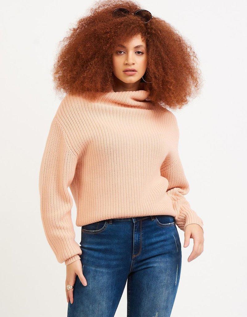 Purpose Mock Sweater