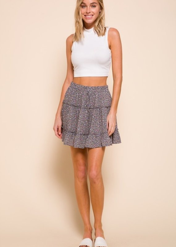 Brooks Floral Skirt