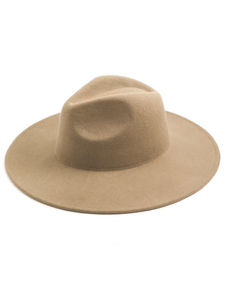 Lula Wool Brim Hat
