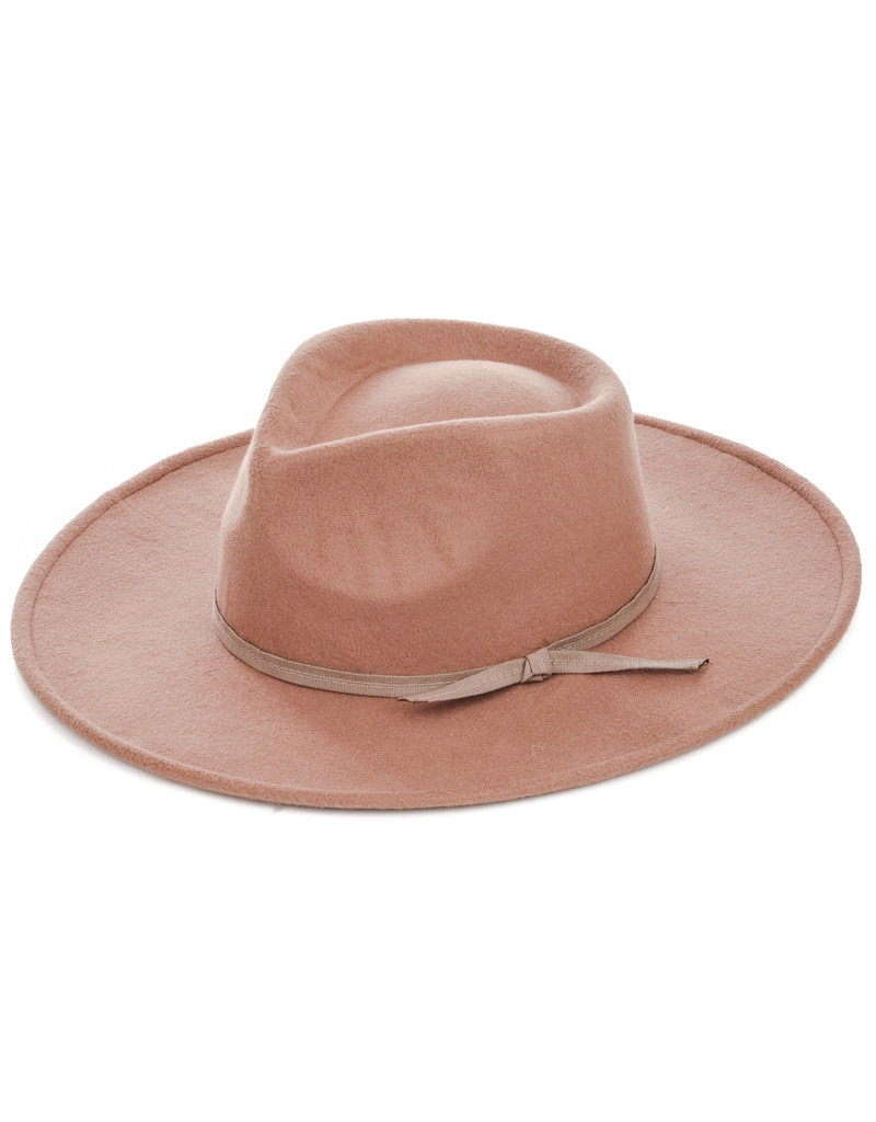Wallace Strap Hat