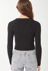 Willa Ribbed Sweater