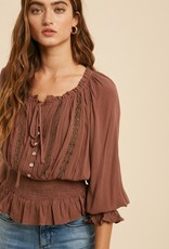 Darling One Day Top