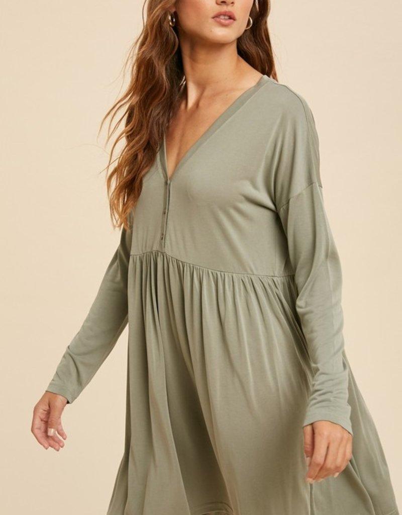 Darling Diana Babydoll Dress