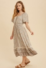 Darling Discover Floral Dress