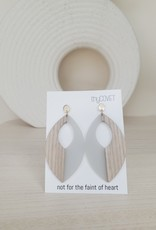 thyCovet TC - Mabel Tear Drop Earrings